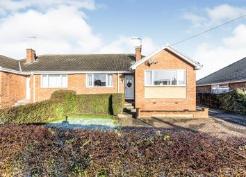 Thumbnail 2 bed semi-detached bungalow for sale in Ringwood Way, Hemsworth, Pontefract