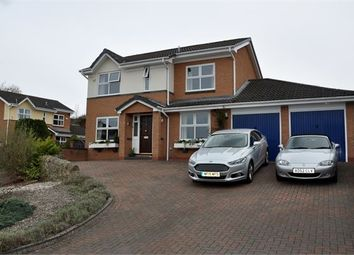 Thumbnail 4 bed detached house for sale in Ridley Close, Beaumont Park, Hexham