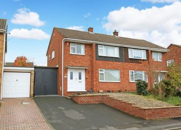 Thumbnail 3 bedroom semi-detached house for sale in 30 Buildwas Road, Wellington, Telford