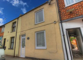 Thumbnail 2 bed terraced house for sale in High Street, Flamborough, Bridlington