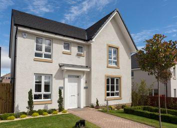 "Thumbnail 4 bedroom detached house for sale in ""Balmoral"" at Woodlands Grove, Lower Bathville, Armadale, Bathgate"
