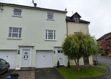 Thumbnail 3 bed terraced house for sale in Beaufort Place, Chepstow