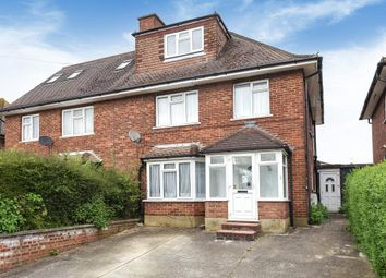 Thumbnail 4 bedroom semi-detached house for sale in Bushey, Hertfordshire