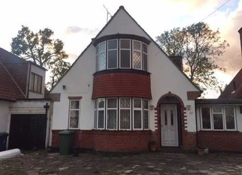 Thumbnail 3 bed detached house to rent in Wynlie Gardens, Pinner, Greater London