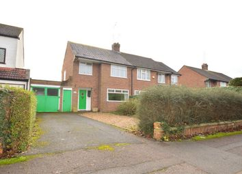 Thumbnail 3 bed semi-detached house for sale in St Albans Road West, Hatfield, Hertfordshire