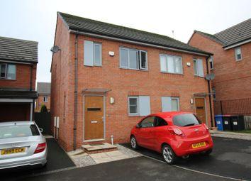 Thumbnail 2 bed semi-detached house for sale in Greene Way, Salford, Greater Manchester