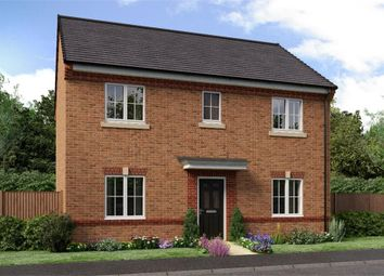 "Thumbnail 4 bed detached house for sale in ""The Buchan"" at Weldon Road, Cramlington"