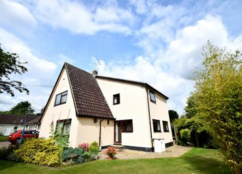 Thumbnail 3 bed link-detached house for sale in Spring Barn, Thurlow Road, Great Bradley, Newmarket