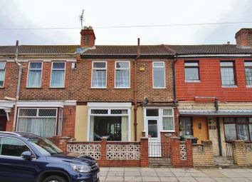 3 bed terraced house for sale in Lichfield Road, Portsmouth PO3