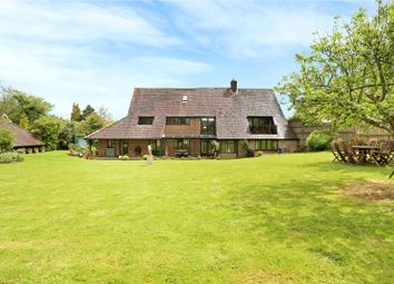 Thumbnail 4 bed detached house for sale in Cooksbridge, Midhurst Road, Haslemere, West Sussex