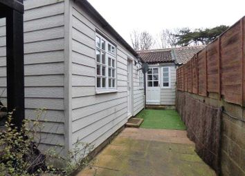 Thumbnail 1 bed cottage to rent in High Street, Ongar, Essex