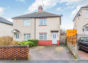 Thumbnail 2 bed semi-detached house for sale in St. Saviours Street, Talke, Stoke-On-Trent