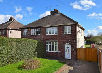 Thumbnail 3 bed semi-detached house for sale in Derby Road, New Tupton, Chesterfield