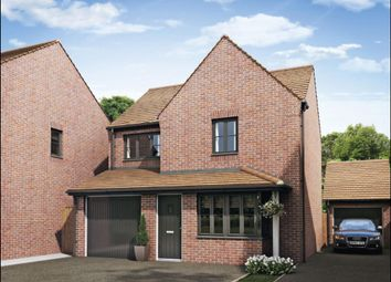 "Thumbnail 3 bed detached house for sale in ""Derwent"" at Farriers Green, Lawley Bank, Telford"