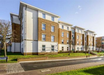 Thumbnail 2 bed flat for sale in Burney House, Leatherhead, Surrey
