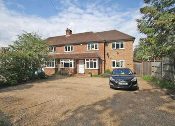 4 bed semi-detached house for sale in Liddington Hall Drive, Guildford GU3