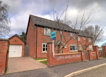 Thumbnail 4 bed detached house for sale in Chapel Gardens, Penley, Wrexham