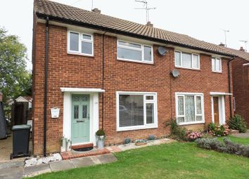 Thumbnail 3 bed semi-detached house for sale in Danescroft Drive, Leigh-On-Sea