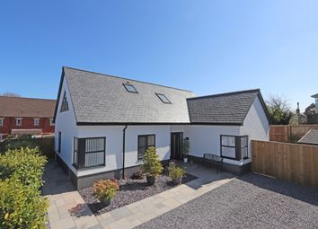 Willand Road, Cullompton EX15. 3 bed detached house for sale