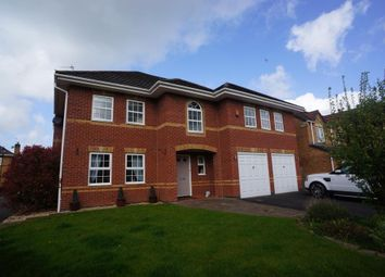 Thumbnail 6 bed detached house to rent in Hawthorn Close, Calderstones Park, Whalley, Clitheroe, Lancashire