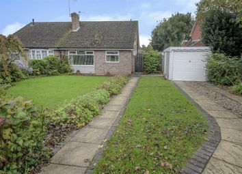 Thumbnail 2 bed bungalow for sale in Blake Road, Stapleford, Nottingham