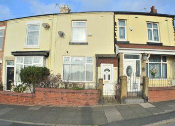 Thumbnail 2 bed terraced house for sale in Bennett Street, Hyde