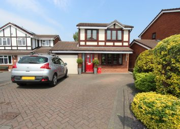 Thumbnail 3 bed detached house for sale in Sudeley, Dosthill, Tamworth, Stafordshire