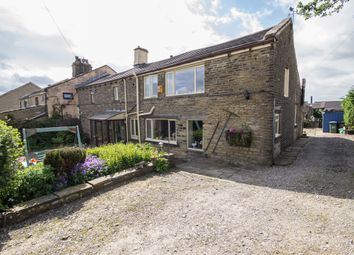 Thumbnail 4 bed barn conversion for sale in Cote Gap, Back Lane, Thornton, Bradford