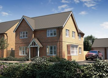 "Thumbnail 4 bed detached house for sale in ""The Astley"" at Omega Boulevard, Warrington"