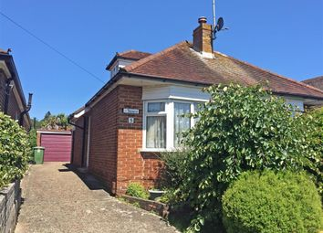 Thumbnail 2 bedroom bungalow for sale in Lynton Road, Petersfield, Hampshire