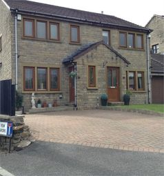 Thumbnail 3 bed semi-detached house for sale in Yew Grove, Huddersfield, West Yorkshire