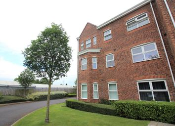 Thumbnail 2 bed flat for sale in Lowther Drive, Darlington