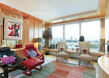 Thumbnail 2 bed flat for sale in Peninsula Heights, Albert Embankment, Lambeth, London