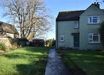 Thumbnail 3 bed semi-detached house for sale in Church View, Hodgeston, Pembroke