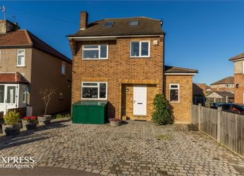 Thumbnail 4 bed detached house for sale in Sharon Road, Enfield, Greater London