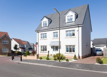 Thumbnail 5 bed detached house for sale in Wester Newlands Drive, Reddingmuirhead, Falkirk