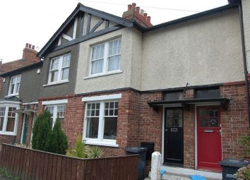 Thumbnail 2 bed terraced house to rent in Linden Avenue, Great Ayton, Middlesbrough