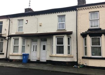 Thumbnail 2 bed terraced house for sale in Orange Grove, Toxteth, Liverpool