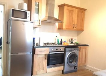 Thumbnail 1 bed flat to rent in Churchmead Road, London