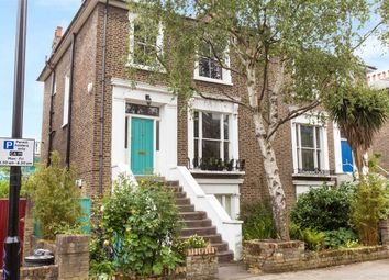 Thumbnail 3 bed flat to rent in Lawford Road, Kentish Town, London