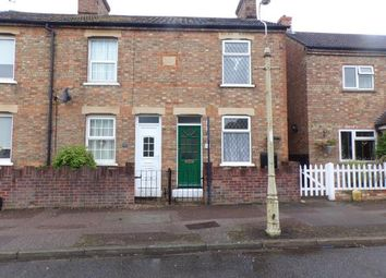 Thumbnail 2 bed terraced house for sale in Cricket Lane, Bedford, Bedfordshire