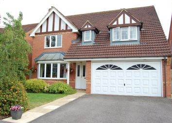 Thumbnail 4 bed detached house for sale in Cornbrash Rise, Hilperton, Trowbridge