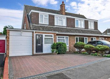 3 bed semi-detached house for sale in Hill Brow, Bearsted, Maidstone, Kent ME14