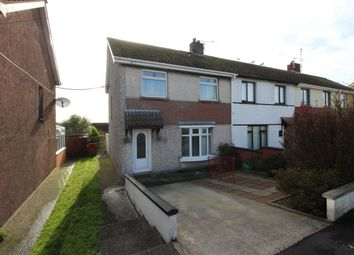 Thumbnail 2 bed terraced house for sale in Springwell Avenue, Groomsport, Bangor