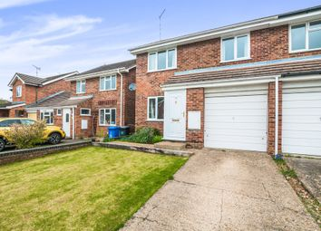 Thumbnail 3 bedroom semi-detached house for sale in Lowbrook Drive, Maidenhead