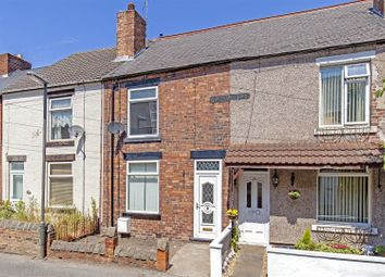 Thumbnail 2 bed terraced house for sale in Mill Lane, Bolsover, Chesterfield