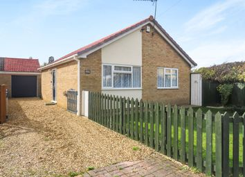 Thumbnail 2 bed detached bungalow for sale in Sefton Avenue, Wisbech