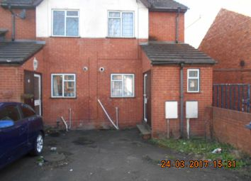 Thumbnail 2 bed terraced house for sale in Geraldine Road, Yardley