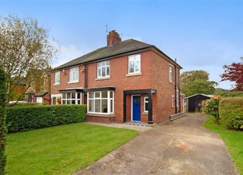 Thumbnail 3 bed semi-detached house for sale in Boundary Lane, Mossley, Congleton