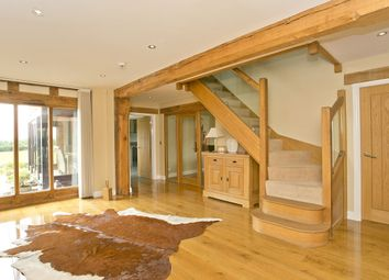 Thumbnail 5 bed detached house to rent in Church Farmhouse, Seven Meadows Road, Stratford-Upon-Avon